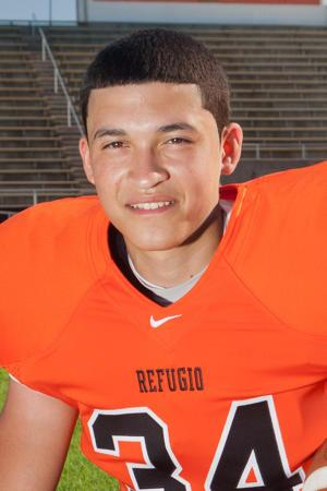 Refugio (Texas) senior QB Travis Quintinilla set the state record for career touchdown passes -- NFHS.org