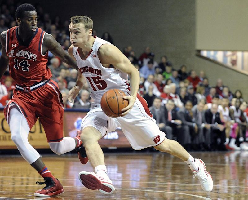 No. 20 Wisconsin opens season with win