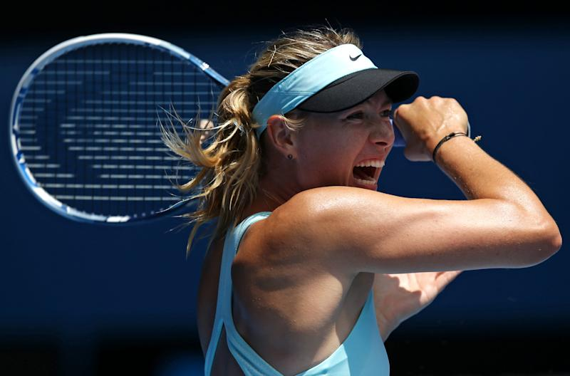 Sharapova and Pavlyuchenkova reach Open GDF semis