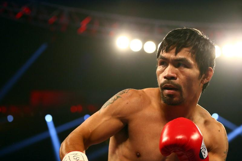 Image result for manny pacquiao reuters