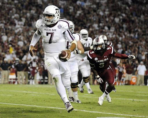Sumlin ready for more out of No. 21 Texas A&M