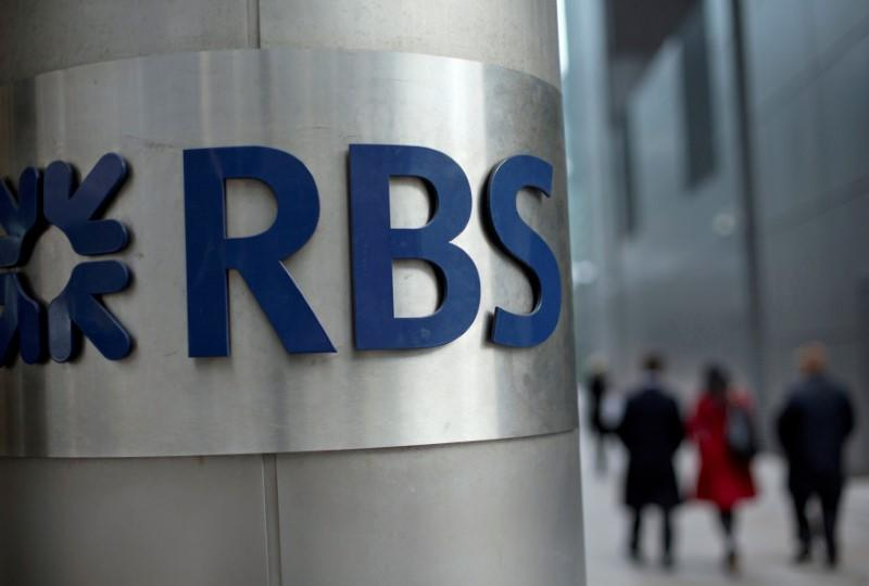 RBS swings to better than expected profit