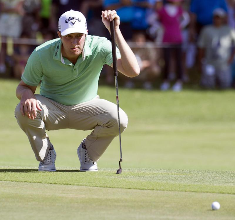 Late surge leads Walker to victory at Waialae