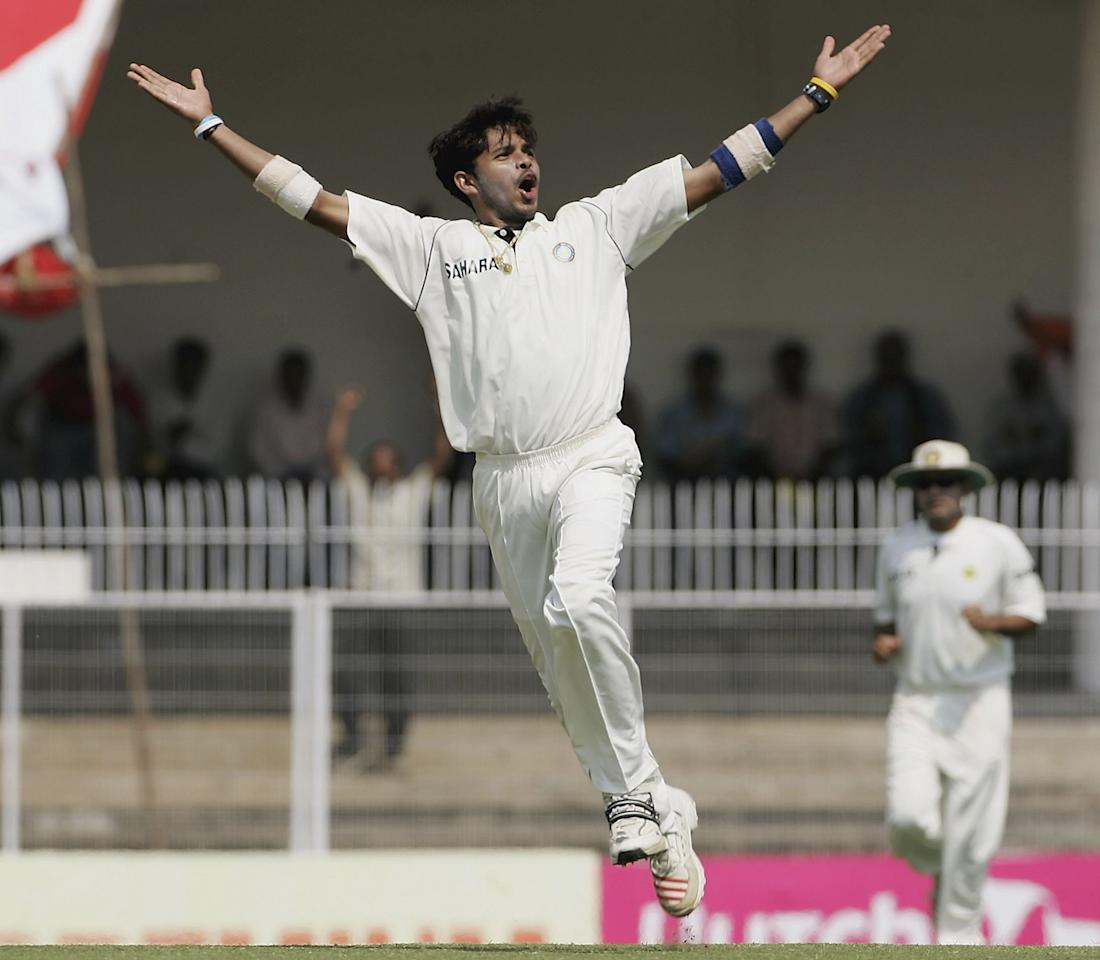 <p>He had impressive bowling figures of 4/95 in his debut Test match in Nagpur against England back in 2006. </p>
