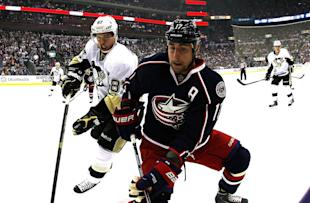 At one point, the Blue Jackets had 11 players out with injuries. (USA Today)