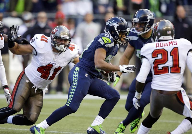 Seahawks rally from 21 down to beat Bucs in OT
