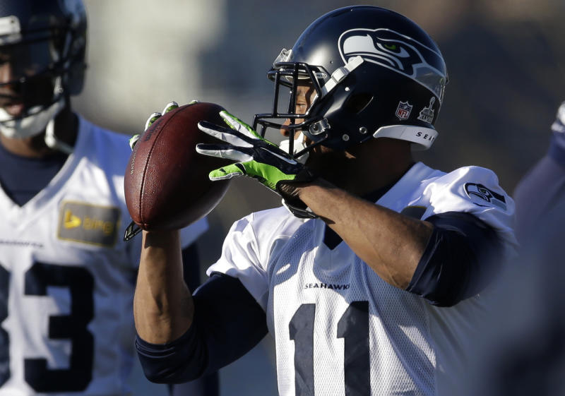Harvin excited for Super Bowl chance with Seattle
