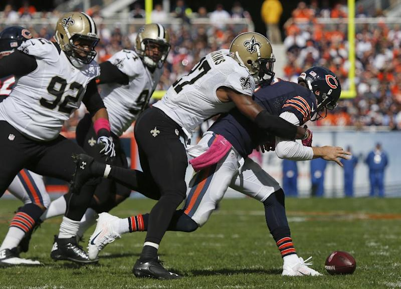 Saints' clock control a factor in 5-0 start
