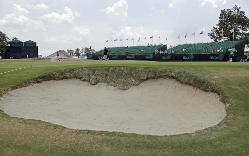 A week like no other at Women's Open