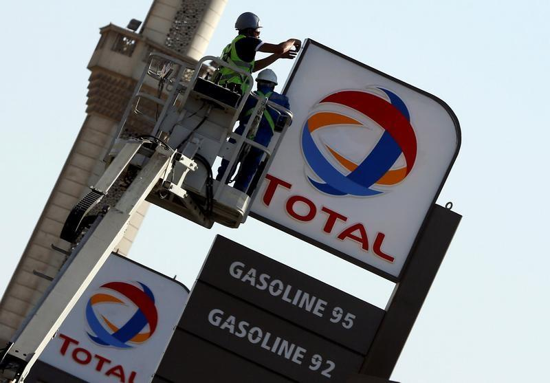 Total leads consortium to develop Iran's South Pars natural gas field
