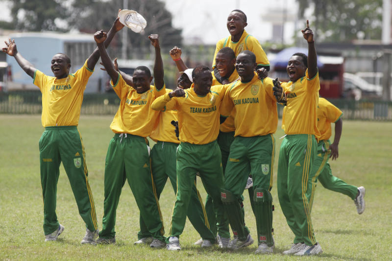 Trading soccer for wickets in Nigeria cricket boom