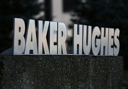 Baker Hughes shares slip as Gulf of Mexico business wanes