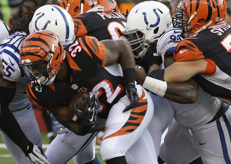 Bengals get through camp without setbacks
