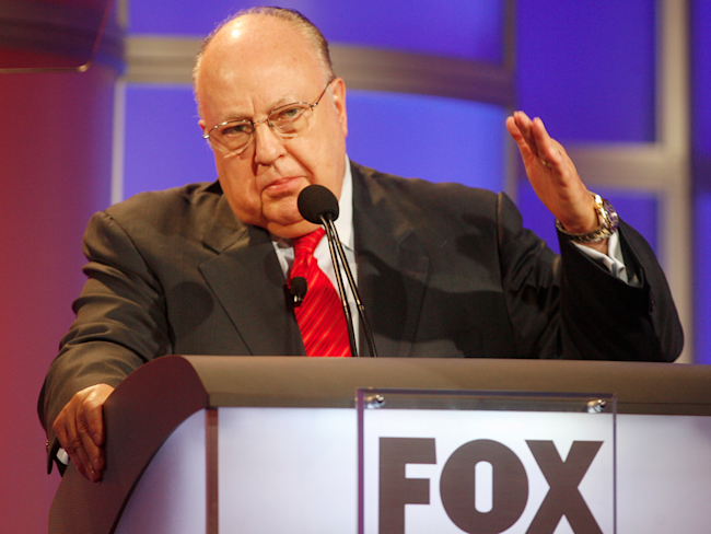 Roger Ailes To Be Fired Following Murdocks' Review Of Sexual Harassment Suit