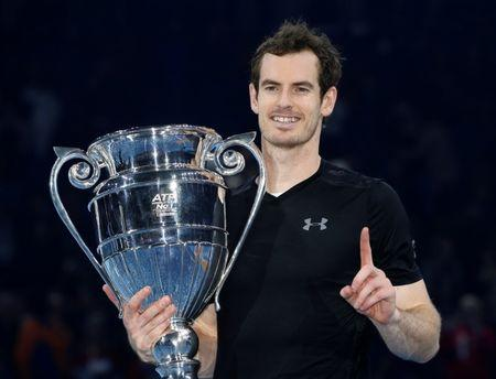 Murray caps best year of career with record 3rd BBC award