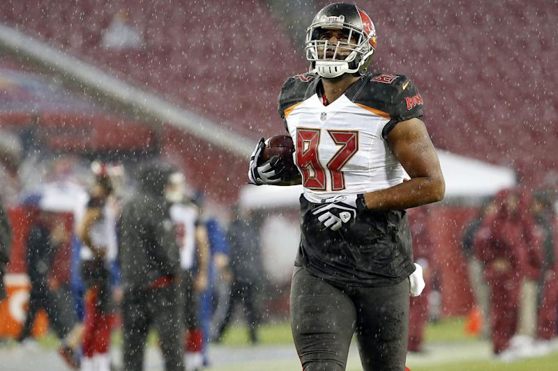 Seferian-Jenkins says all is good after exchanging more words with Koetter