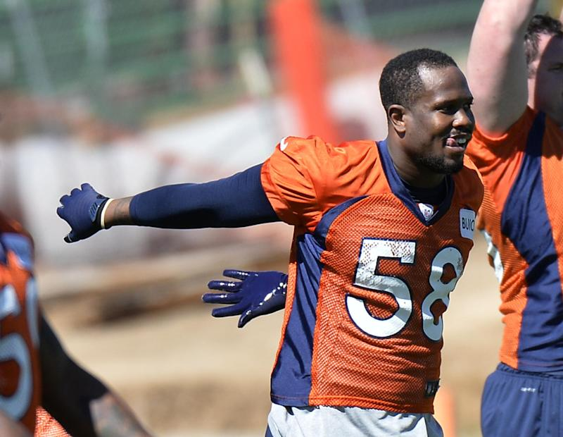 Broncos get injured players back on field
