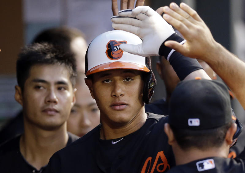 Pearce, Machado homer as Orioles beat Astros 4-3