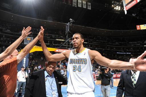 McGee's dunk lifts Nuggets past Pistons 116-115