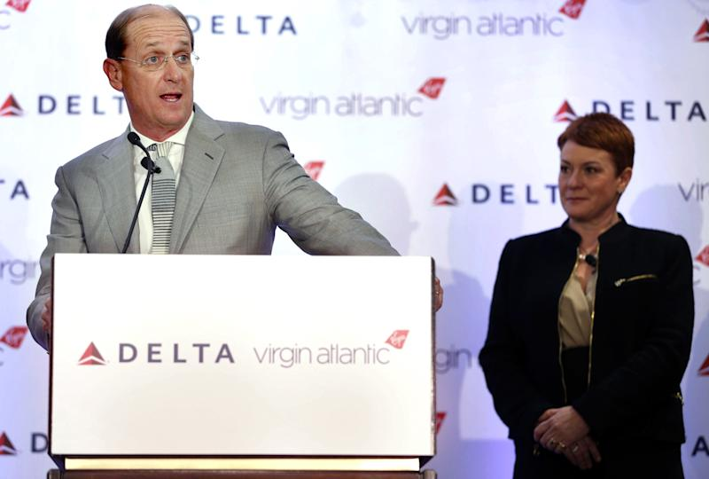 Delta grabs bigger share of key NY-London route
