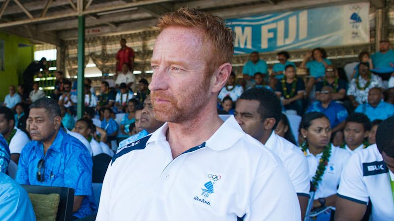 Land - and name - for Fiji rugby coach after 1st gold medal