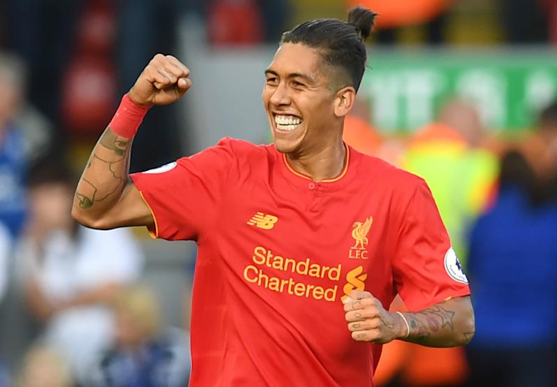 Liverpool beats Palace 4-2 to stay among EPL pacesetters