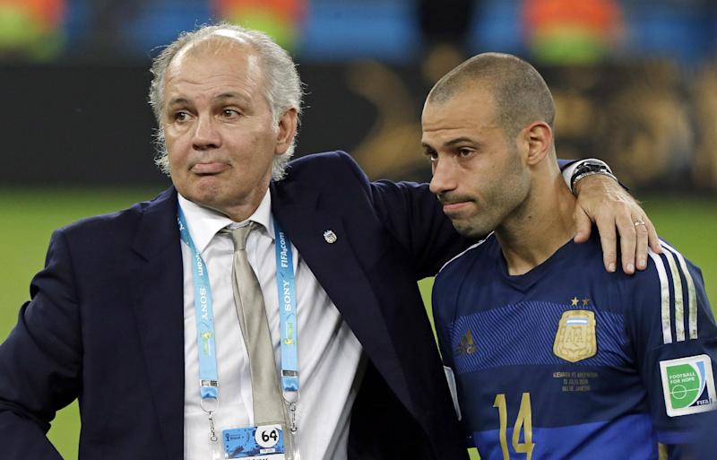 Sabella expected to leave as Argentina's coach