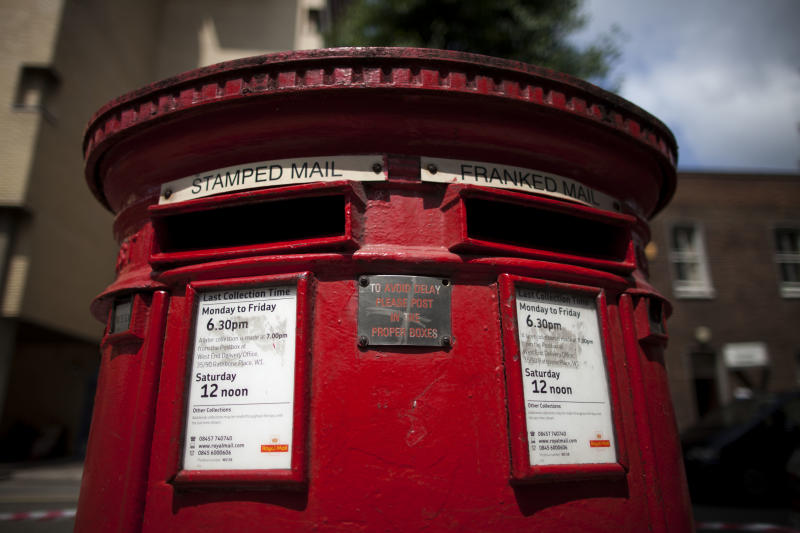 Royal Mail privatization pushes the envelope