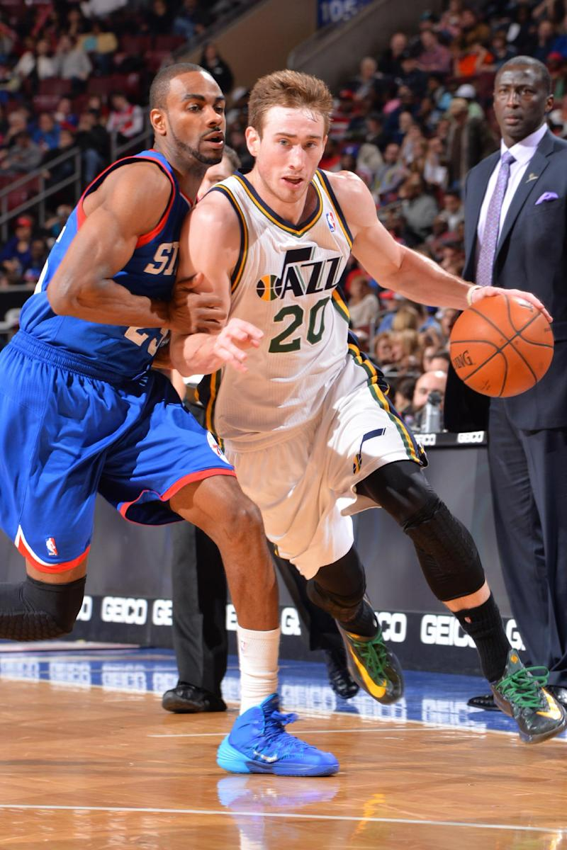 Jazz end skid, send 76ers to 16th straight loss