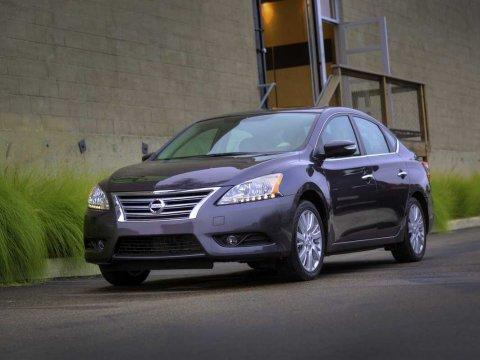nissan sentra test drive review 2013