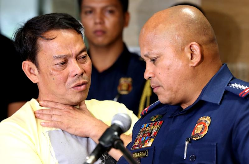 Philippine mayor Rolando Espinosa killed in jail