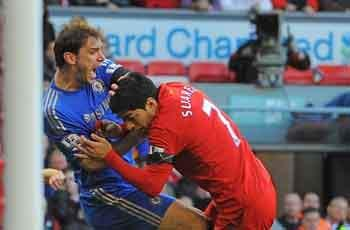 Ivanovic: I have no problem with Suarez