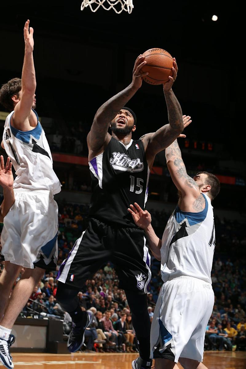 Gay leads Kings to 4th win in 5 games