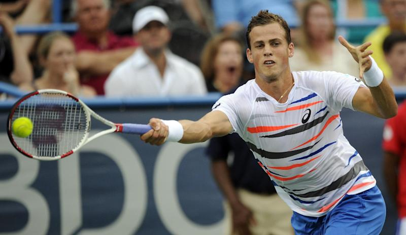 Pospisil, Raonic to meet in 1st all-Canada final