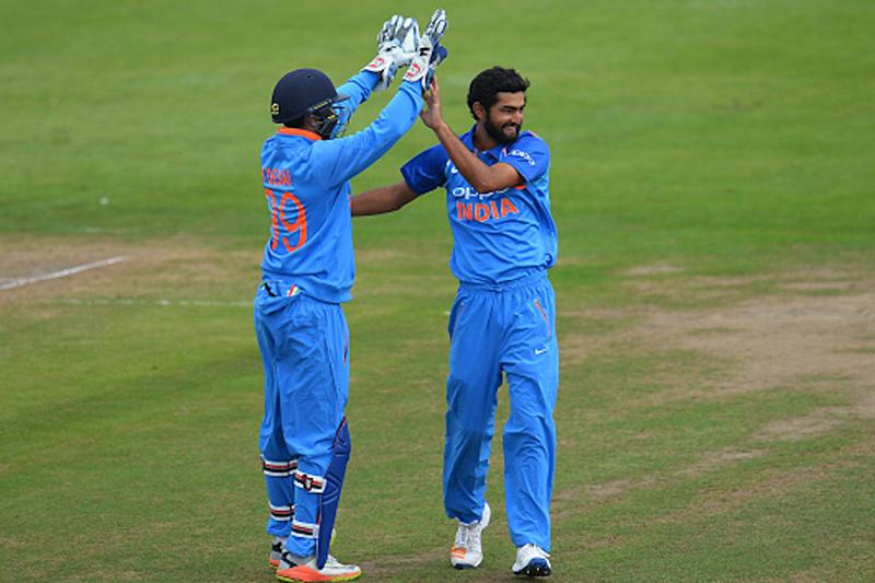 India bowl out Zimbabwe for 154