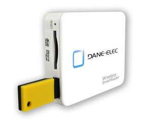 "Dane-Elec Debuts ""Mobile Junkie"" Line of Mobile Accessories at CES 2013"