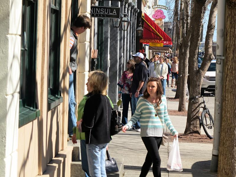 Weekend unofficial start of SC spring tourism