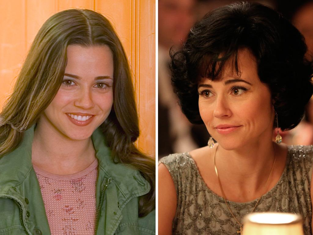 "Her ""Freaks and Geeks"" co-stars may have gone onto greater fame and success, but we've always had a soft spot for Linda Cardellini, who starred as rebellious teen Lindsay Weir on NBC's one-season wonder. We were thrilled, then, to see Cardellini last season as Don's latest mistress, married neighbor Sylvia Rosen. Don and Sylvia's tryst is over, but we still hope we get to see more of Cardellini this season."