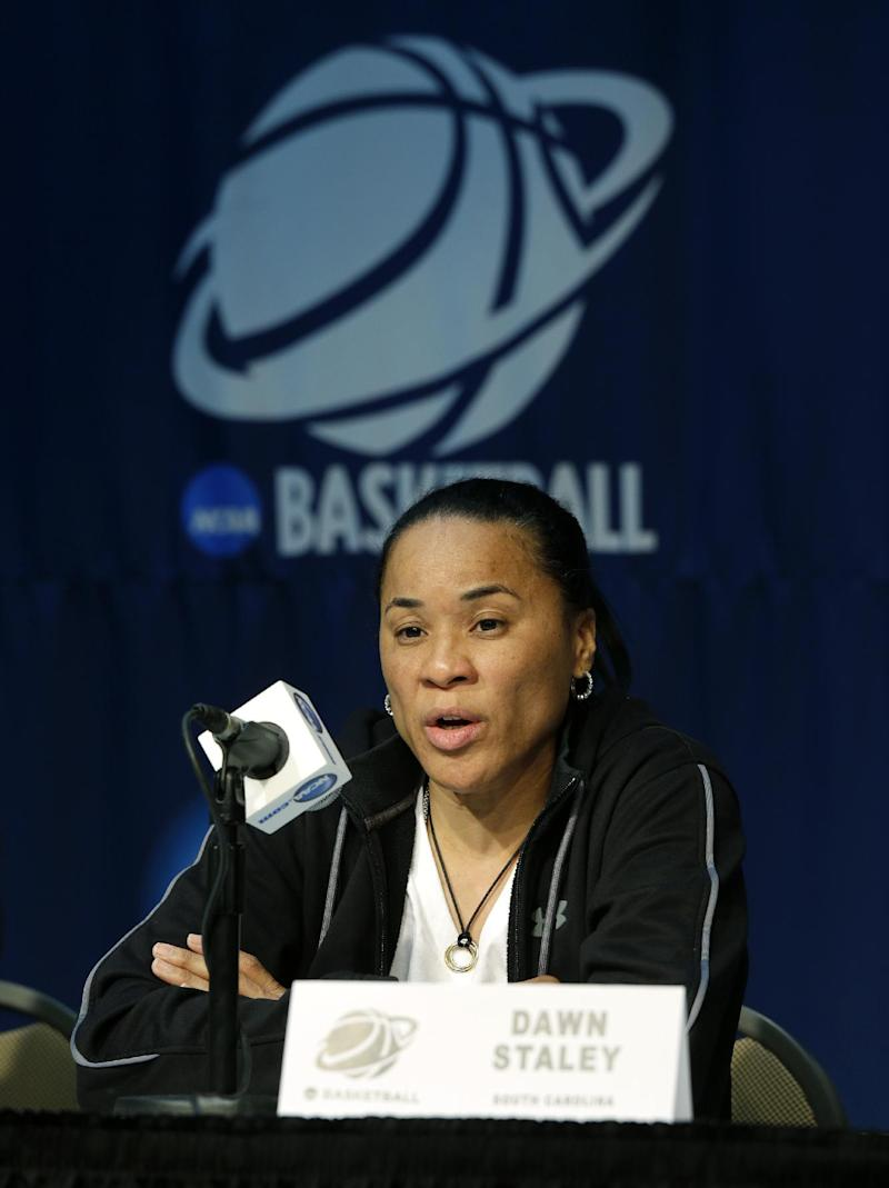 Top-seed South Carolina ready for tournament