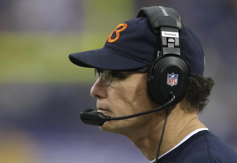 Trestman not backing away from field goal decision