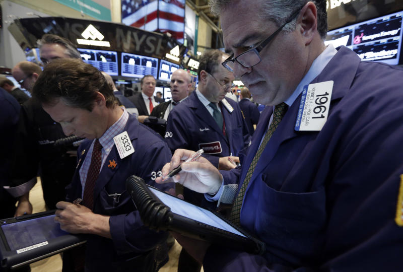U.S stocks rise for third week in a row