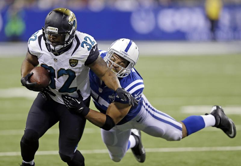 Jaguars plan to let Jones-Drew test free agency