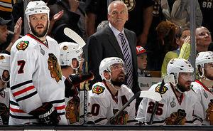 Stanley Cup 2013: Talent shines when coaching takes a back seat