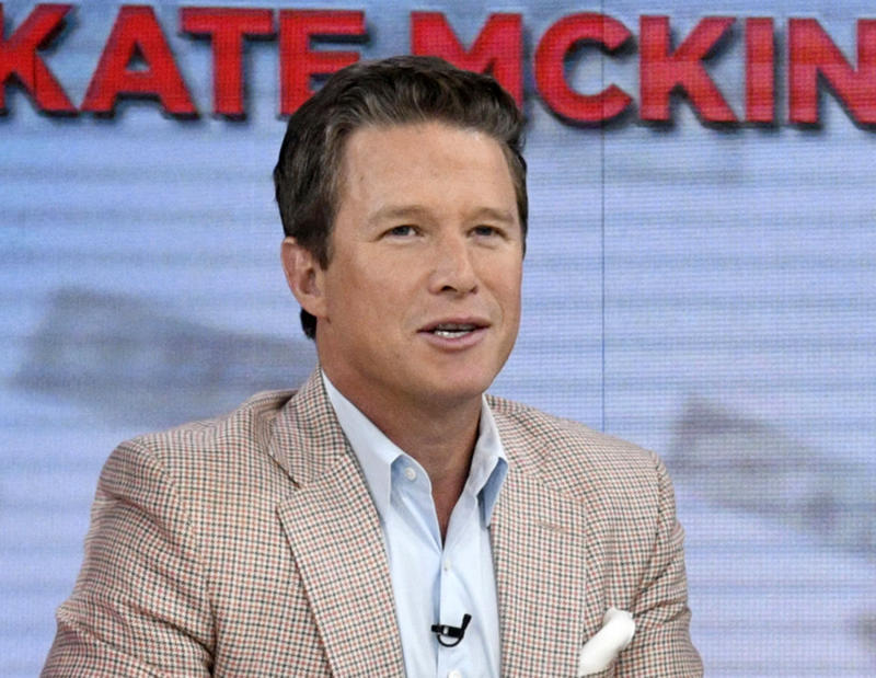 'Today' show addresses Billy Bush suspension on the air