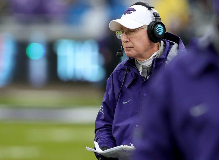 Bill Snyder expected to recover after health issue