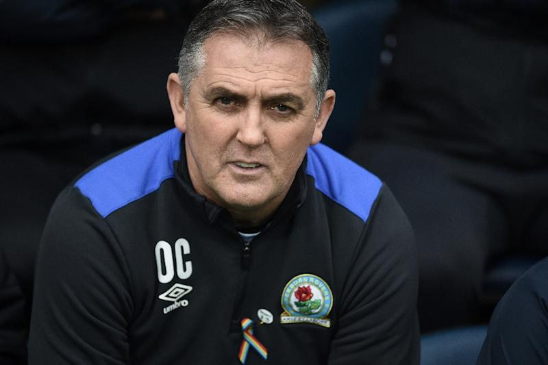 Manager Owen Coyle leaves Blackburn Rovers post 'by mutual agreement'