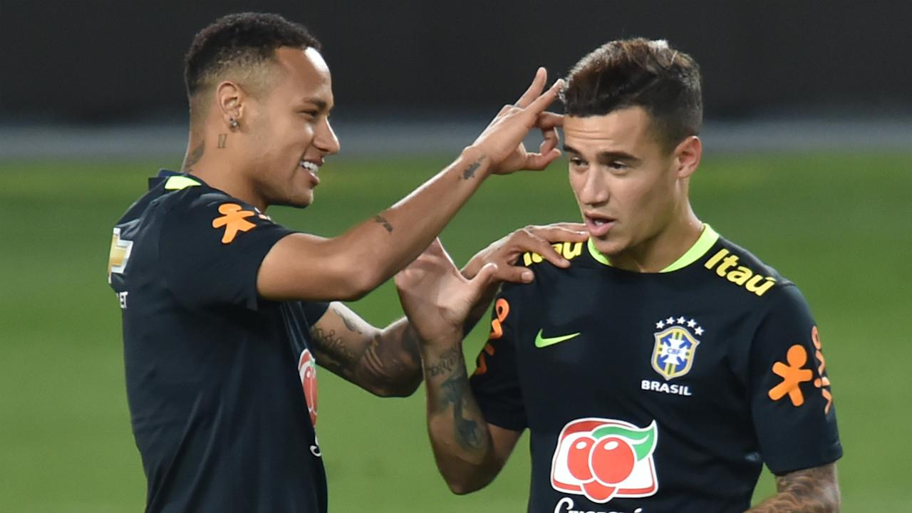 Philippe Coutinho has often been linked with Barcelona and former star Rivaldo believes signing him to play with Neymar would be wise.