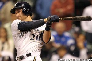 No Luck For Lucroy