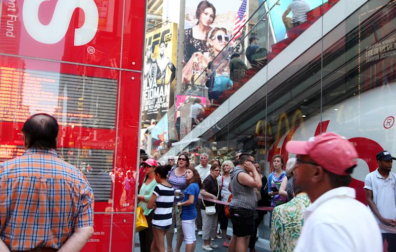 TKTS offers theatergoers a chance to skip lines