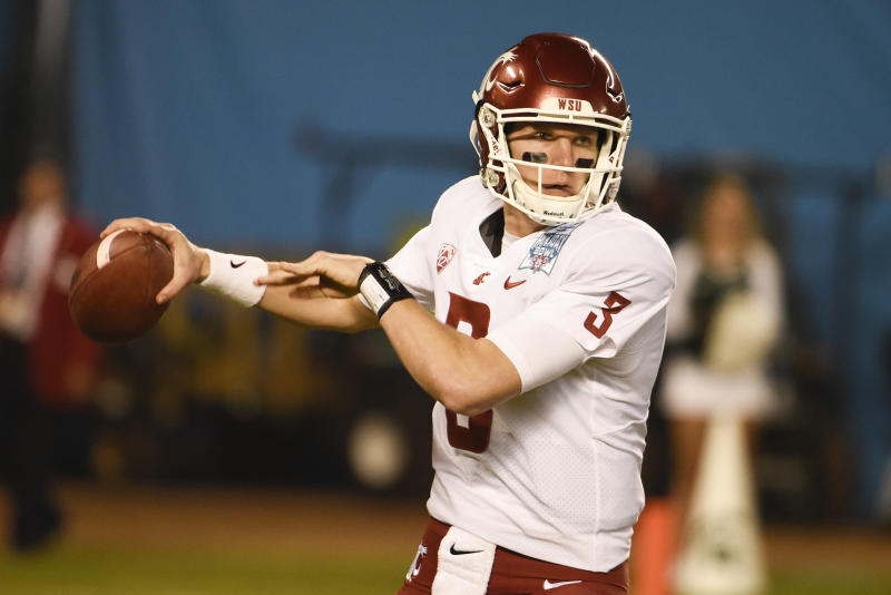 WSU QB Tyler Hilinski reportedly found dead in apartment by police